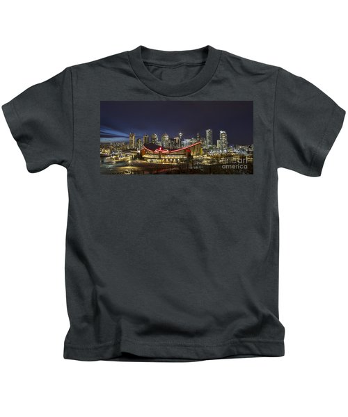 Dazzled By The Light Kids T-Shirt