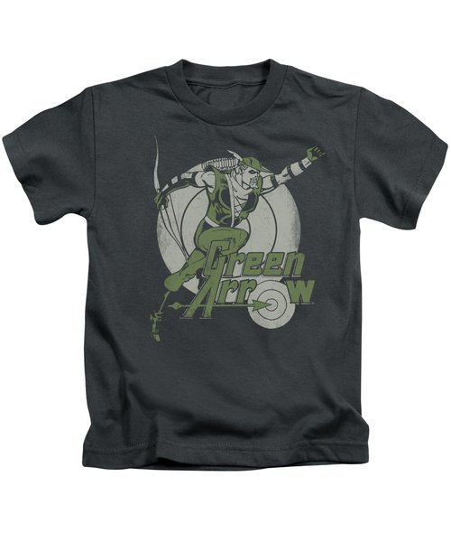 Dc - Right On Target Kids T-Shirt