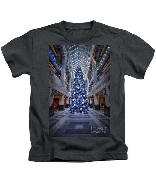 Deck The Halls Kids T-Shirt