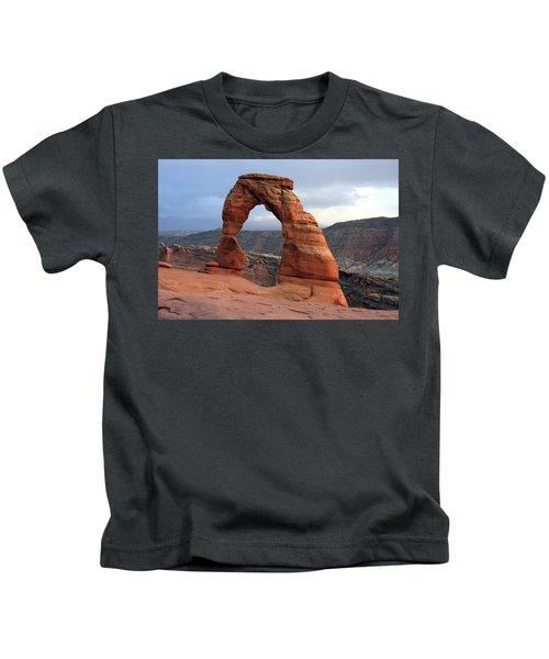 Delicate Arch - Arches National Park - Utah Kids T-Shirt