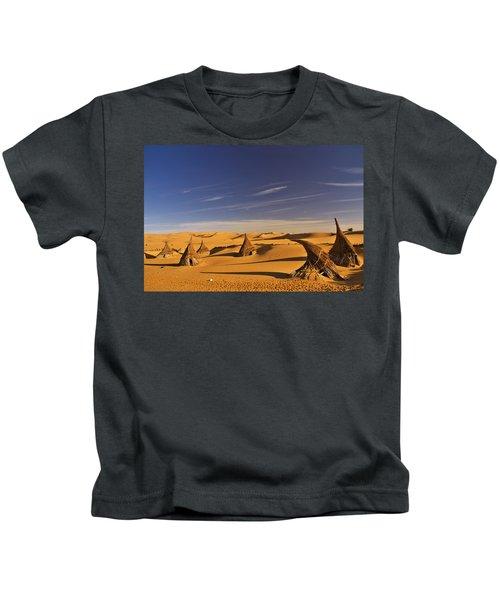 Desert Village Kids T-Shirt