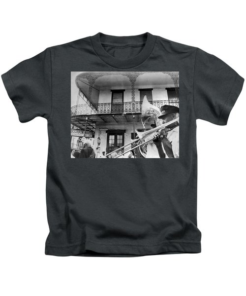 Dirge For Bourbon House Kids T-Shirt