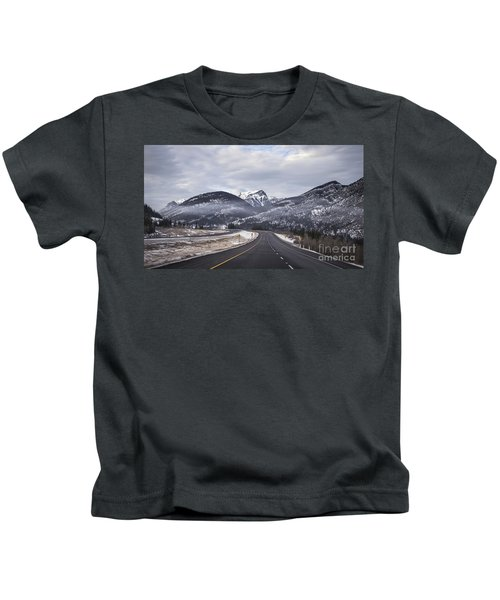 Distance Is Near Kids T-Shirt