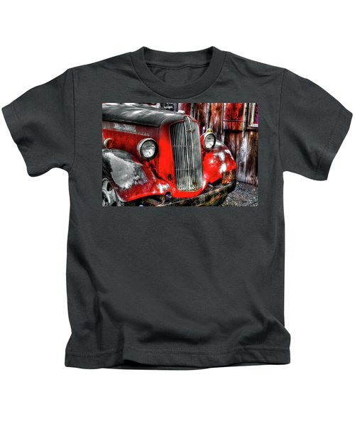 Dodge Truck, Jerome, Yavapai County Kids T-Shirt