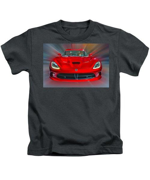 Dodge Viper Srt  2013 Kids T-Shirt