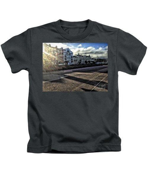 Douglas Sunset Kids T-Shirt