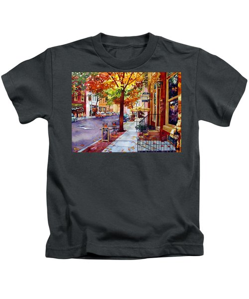 Downtime Kids T-Shirt