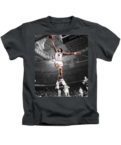 Dr J Kids T-Shirt