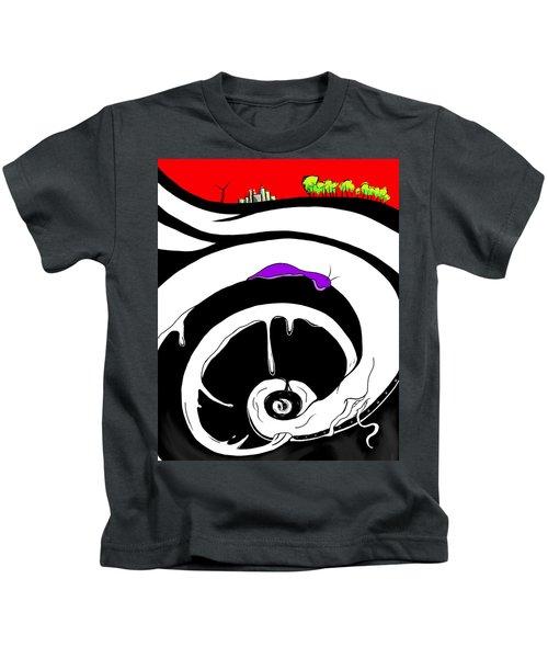 Drained Kids T-Shirt