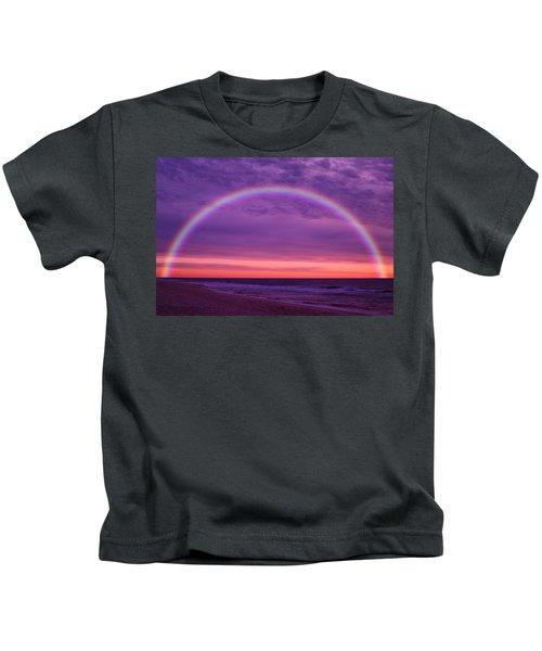 Dream Along The Ocean Kids T-Shirt