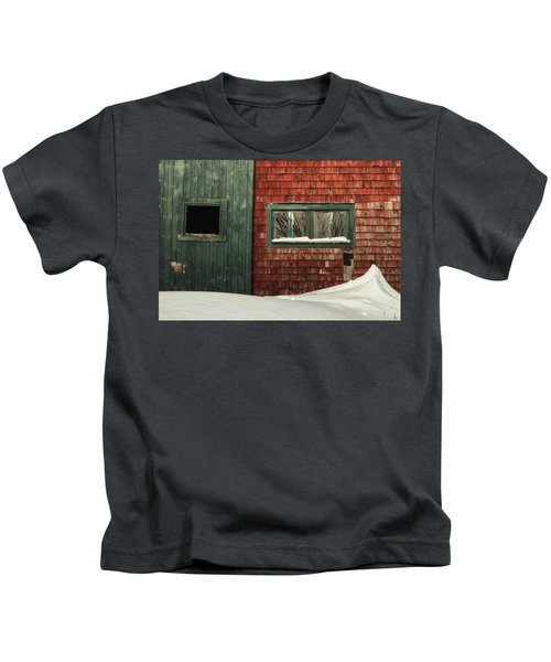 Drifted In Kids T-Shirt