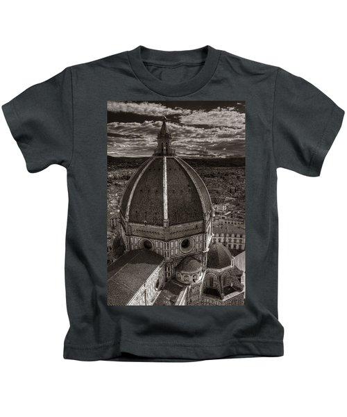 Duomo Dalla Campanile  Kids T-Shirt