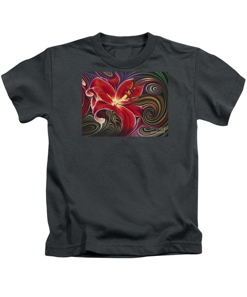 Dynamic Reds Kids T-Shirt