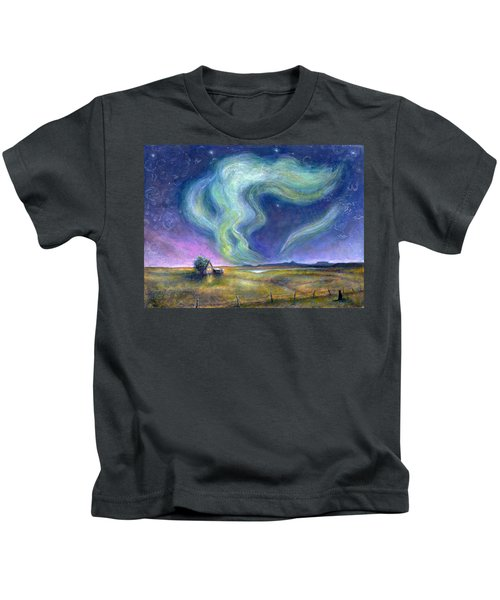Echoes In The Sky Kids T-Shirt