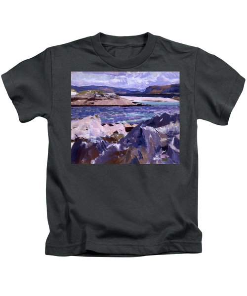 Eilean Annraidh From The North End Kids T-Shirt
