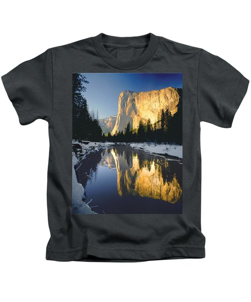 2m6542-el Cap Reflect Kids T-Shirt