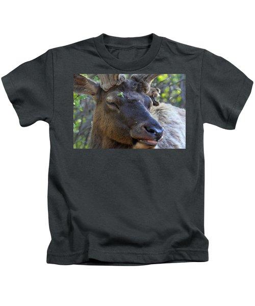 Elk Chuckle Kids T-Shirt