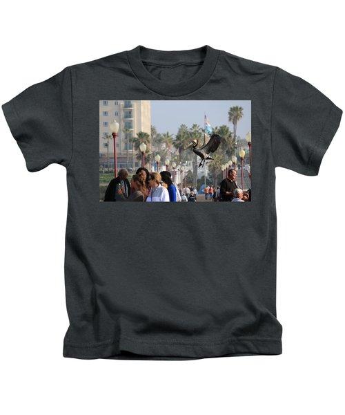 Emergency Landing  Kids T-Shirt