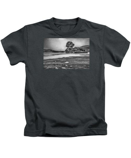Exposed To Wind And Weather Kids T-Shirt