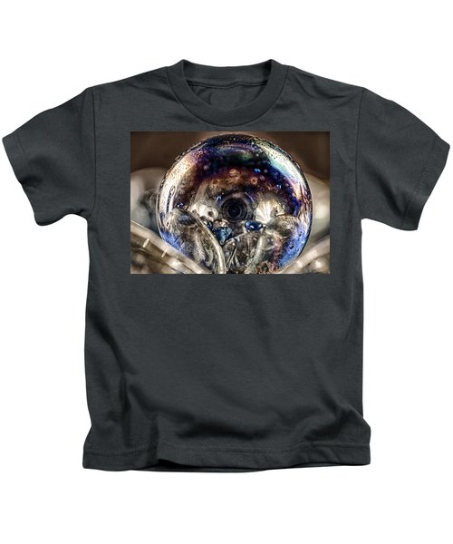 Eyes Of The Imagination Kids T-Shirt