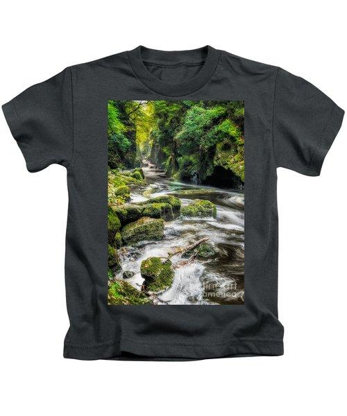 Fairy Glen Kids T-Shirt