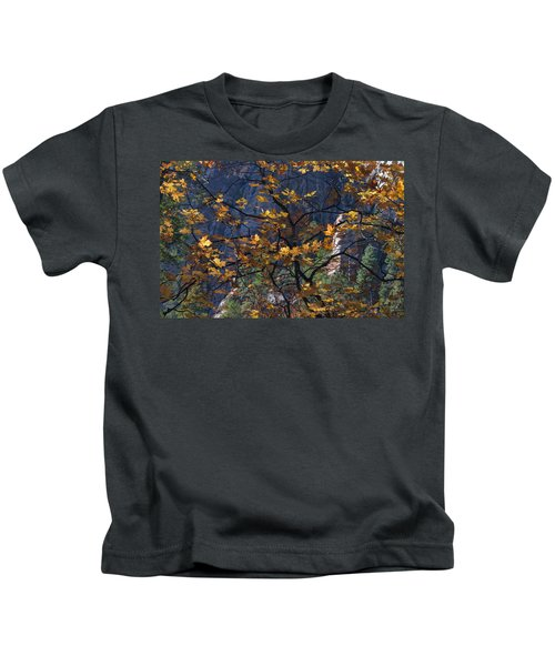 West Fork Tapestry Kids T-Shirt