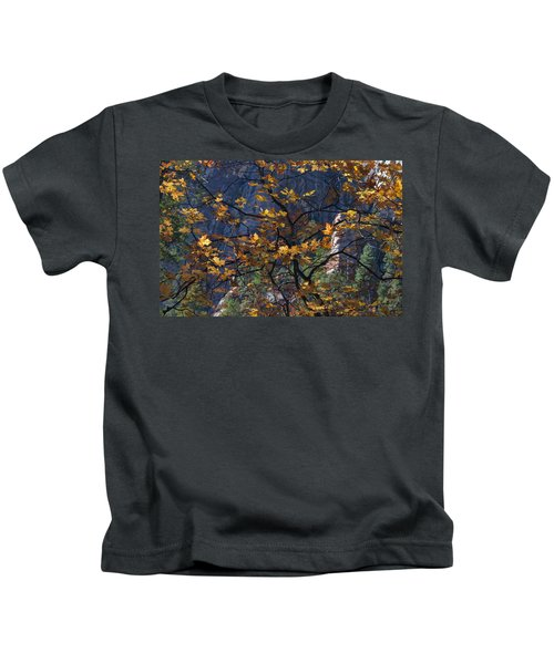 West Fork Tapestry Kids T-Shirt