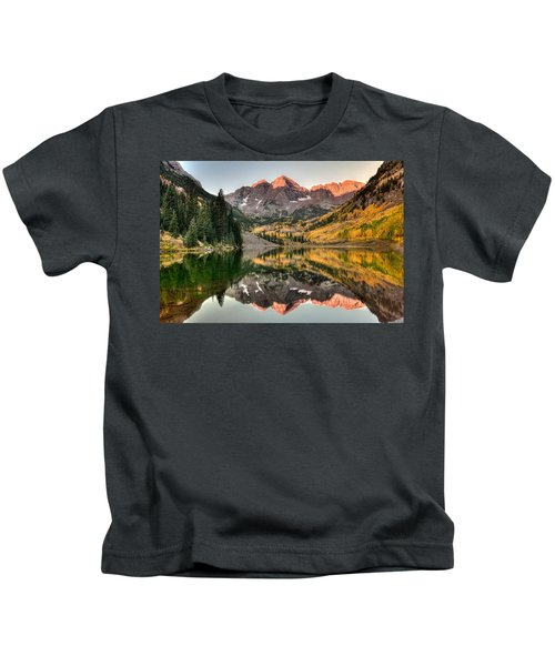 Fall N Reflections Kids T-Shirt