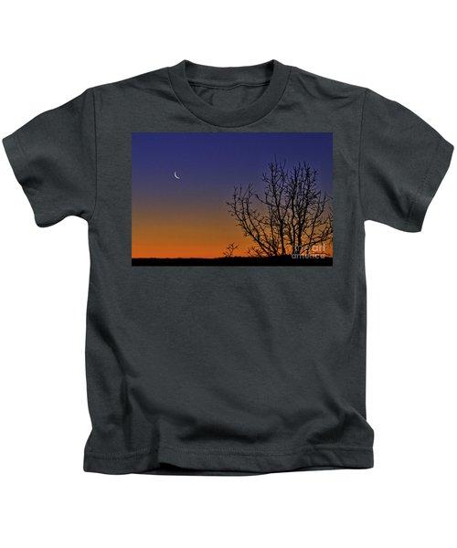 Favorite Moon Kids T-Shirt