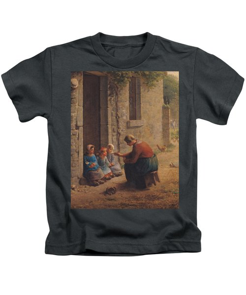 Feeding The Young Kids T-Shirt