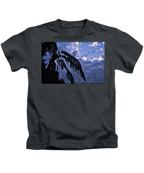 Fern At Twilight Kids T-Shirt