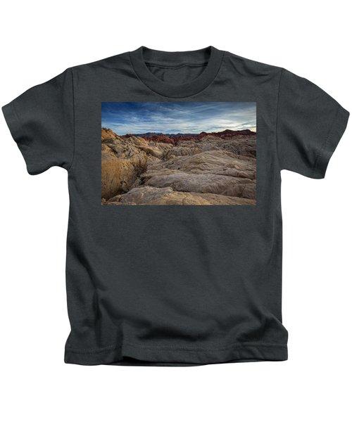 Fire Canyon II Kids T-Shirt