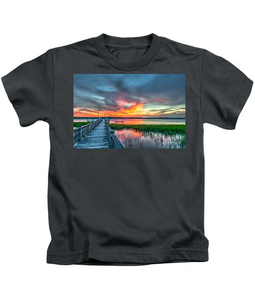 Fire Light Kids T-Shirt