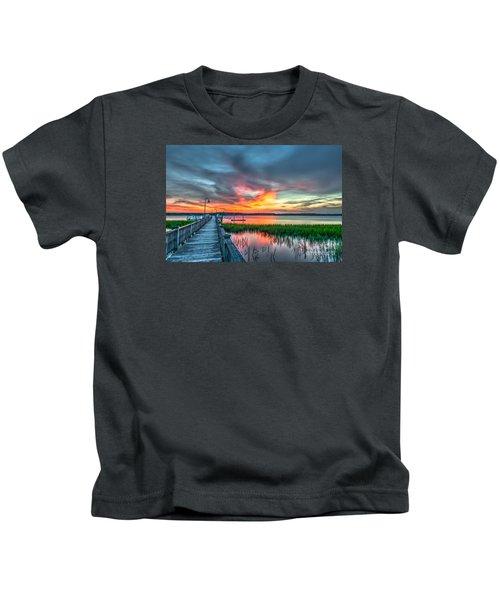 Fire Light Kids T-Shirt