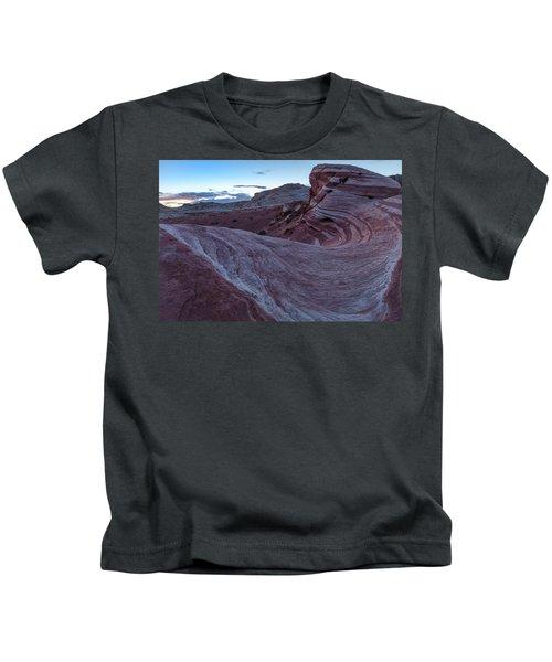 Fire Wave II Kids T-Shirt