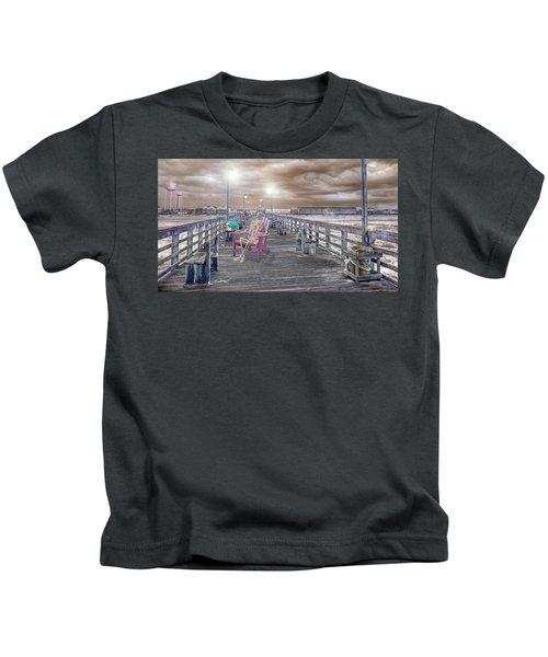 Fishing Rules Kids T-Shirt