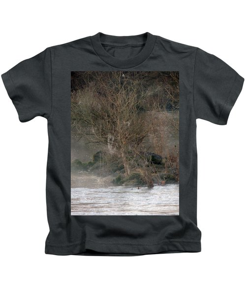 Flint River 19 Kids T-Shirt
