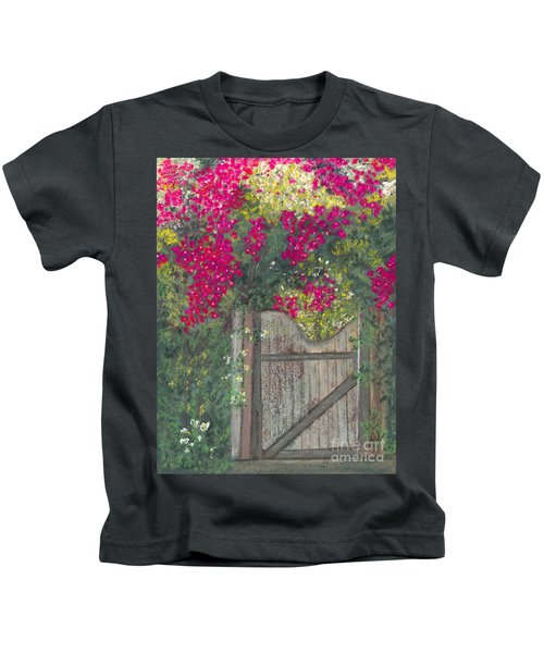 Flowering Gateway Kids T-Shirt