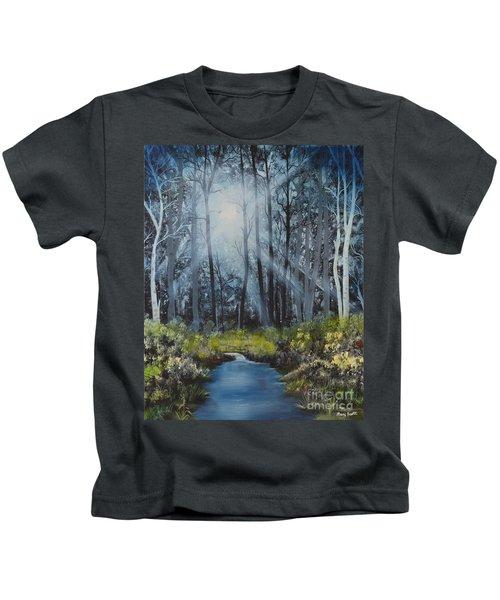Forest Light Kids T-Shirt