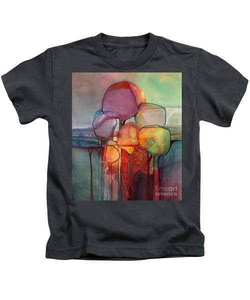 Forest Through The Trees Kids T-Shirt