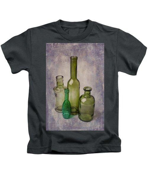 Four Green Bottles Kids T-Shirt