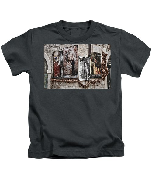 Four Posters Kids T-Shirt