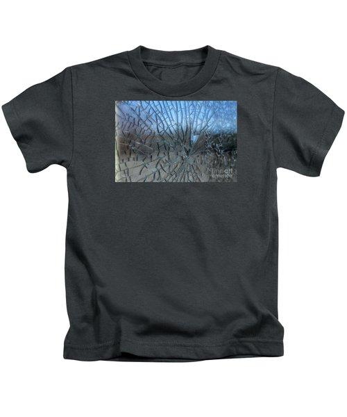 Fractured Heart Kids T-Shirt