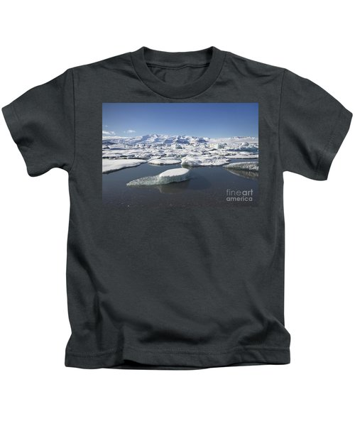Frozen Paradise Kids T-Shirt