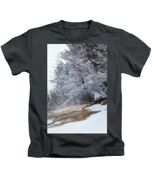 Frozen Tree Kids T-Shirt