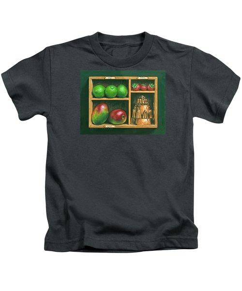 Fruit Shelf Kids T-Shirt
