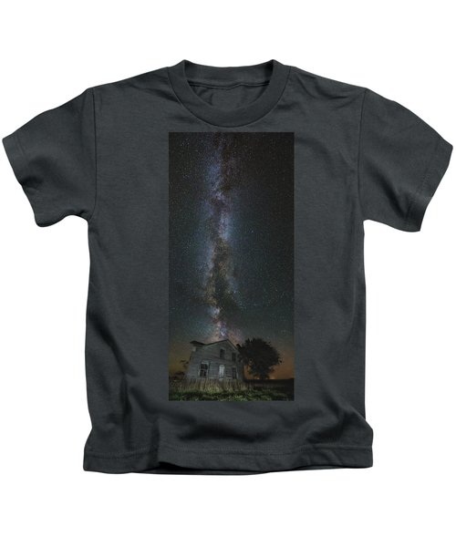Galactic Alignment Kids T-Shirt