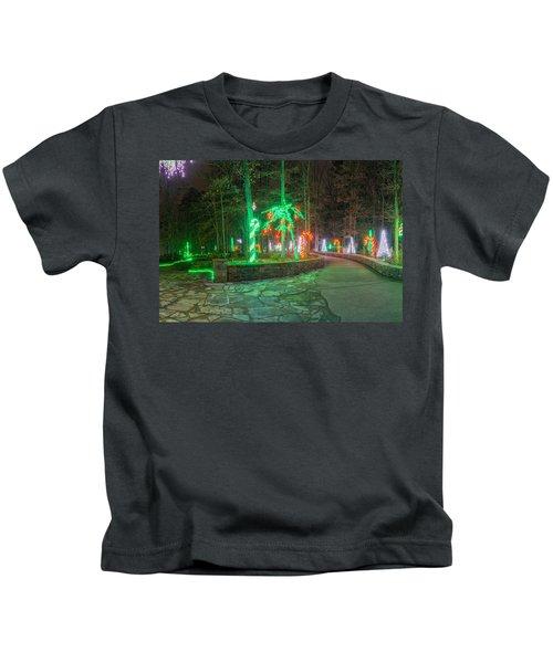 Candy Cane Kids T-Shirt