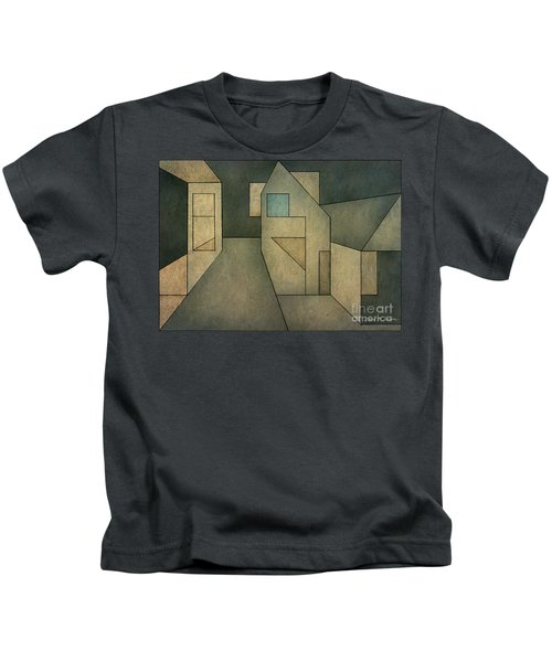 Geometric Abstraction II Kids T-Shirt