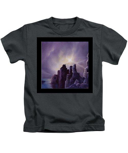 Girnigoe Castle Kids T-Shirt